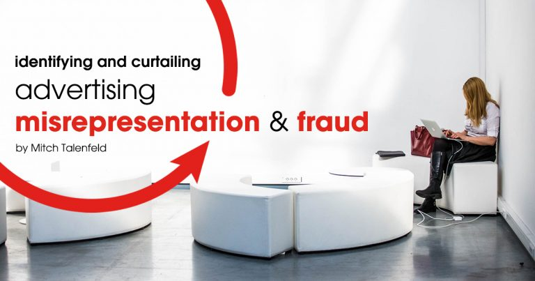 Identifying and curtailing advertising