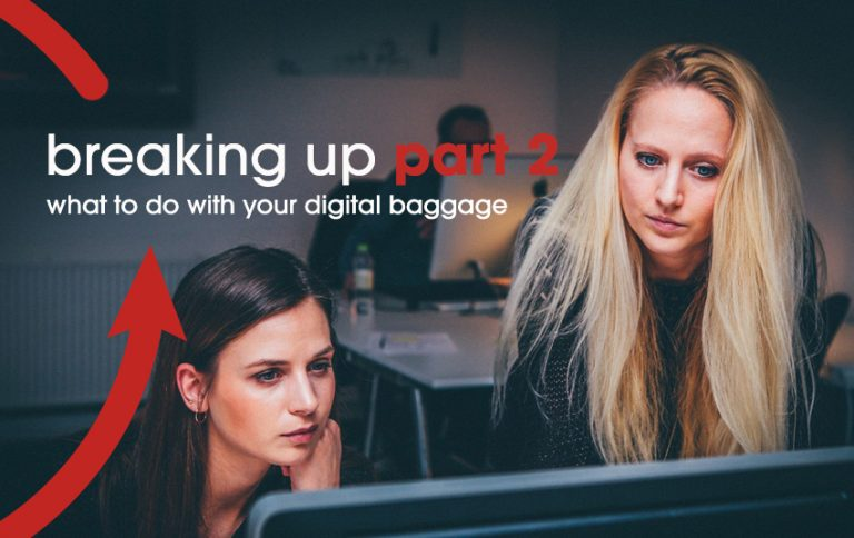 What to do with your digital baggage