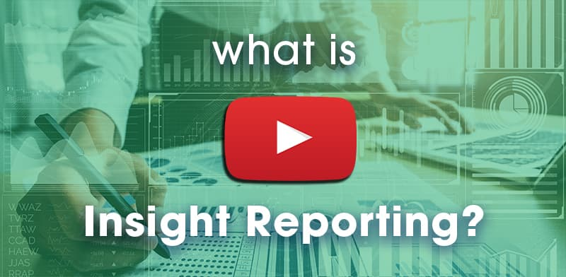 Insight Reporting Video Overlay