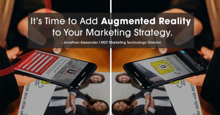 Adding AR Marketing Strategy Blog
